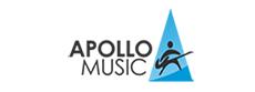 Logo Apollo Music