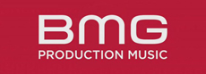 Logo BMG Music Production