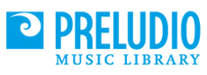 Logo Preludio Music library