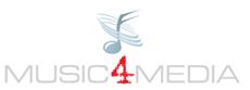 logo music4media