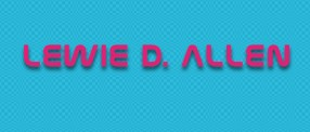 Slide Lewie D. Allen - compositeur / composer Adonys 5-1